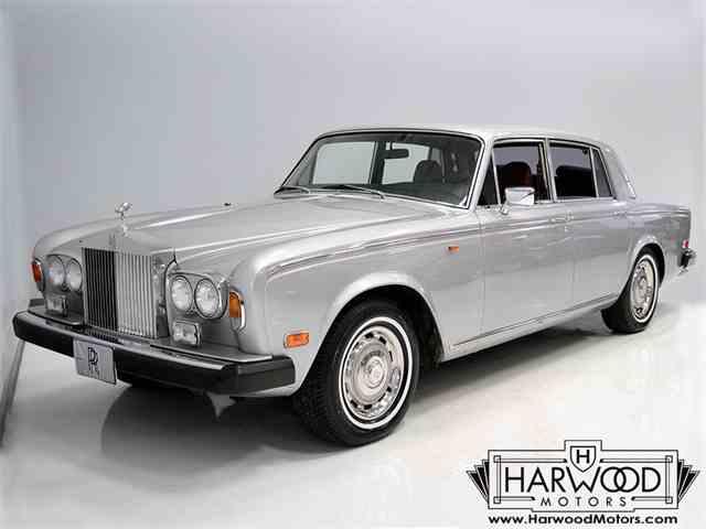 1977 Rolls-Royce Silver Shadow II | 976736