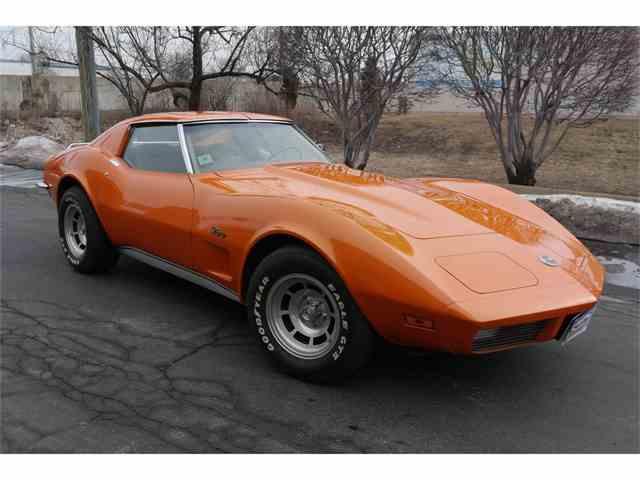 1973 Chevrolet Corvette | 976739