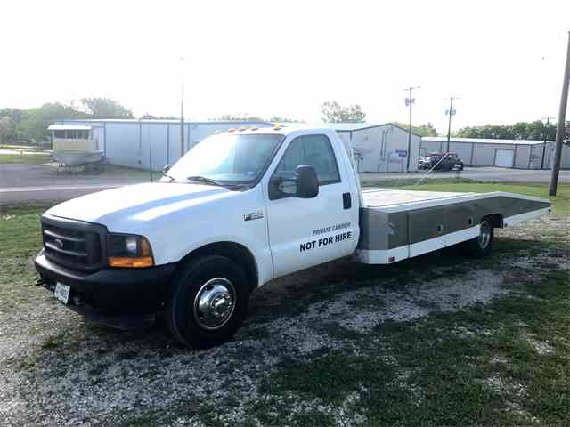 1999 Ford F350 Custom Hodges Hauler | 976743