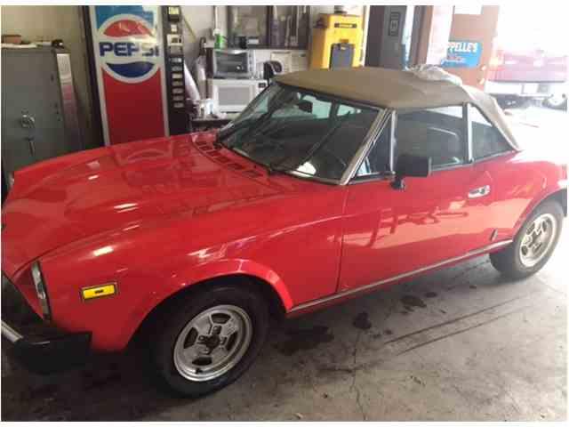 1981 Fiat Spider | 976746
