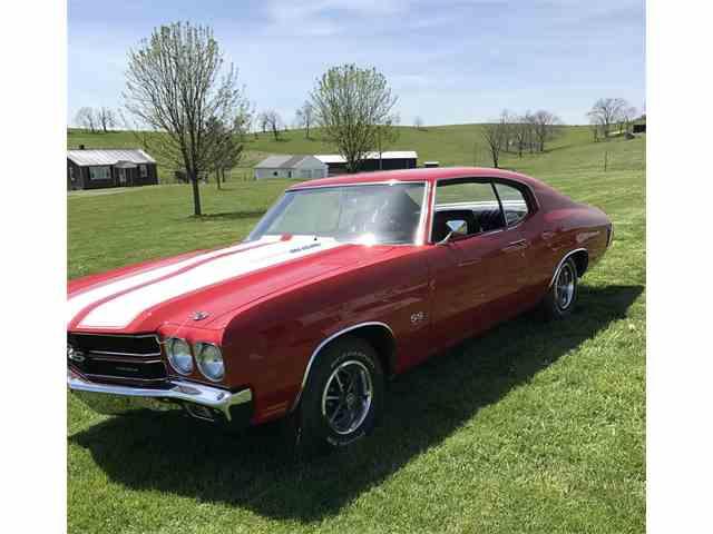1970 Chevrolet Chevelle SS | 976755