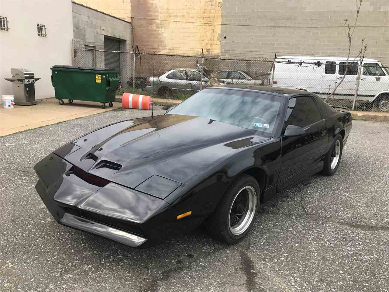 Used 1988 Pontiac Firebird Trans Am GTA For Sale - CarGurus