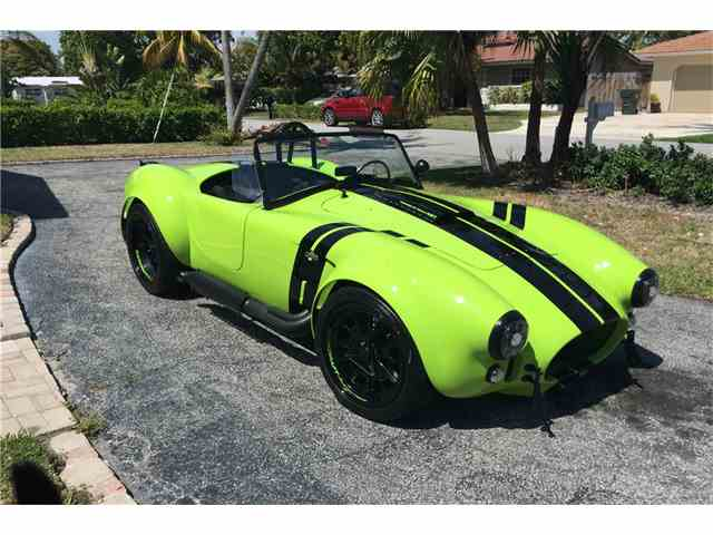 1965 SHELBY COBRA RE-CREATION | 970677