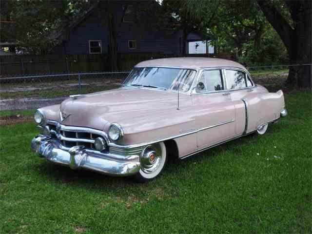 1950 Cadillac Series 62 | 976771