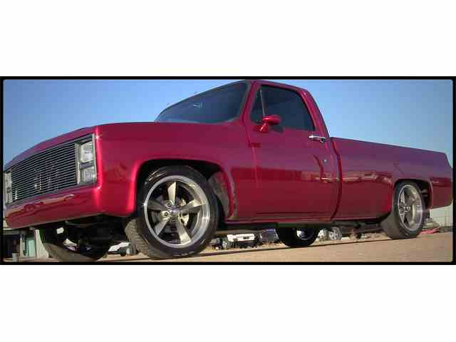 1986 Chevrolet C/K 10 | 976774
