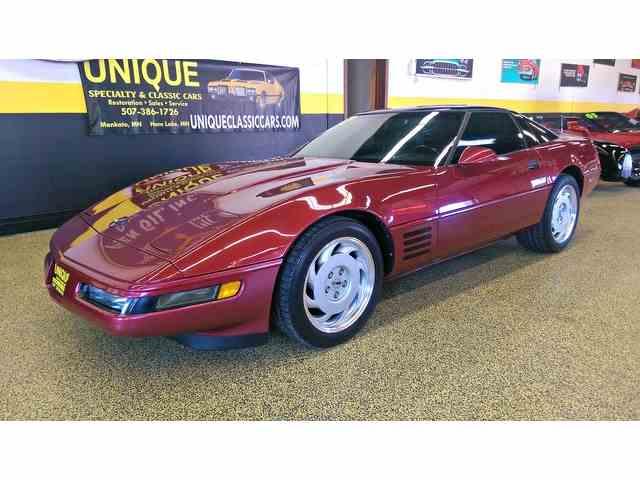 1992 Chevrolet Corvette | 976777