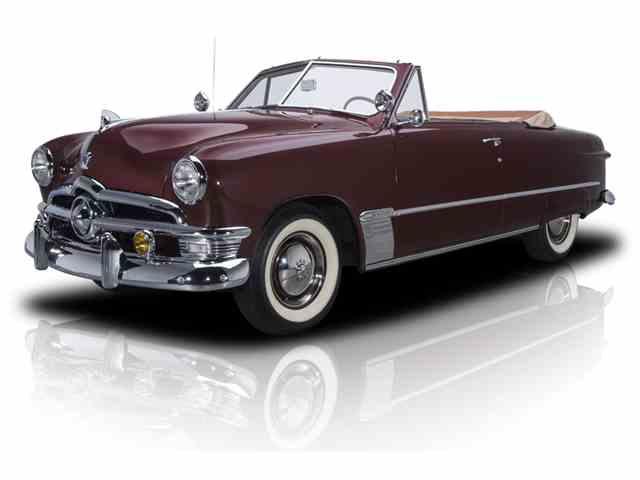 1950 Ford Custom Deluxe | 976781