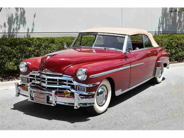 1949 Chrysler New Yorker | 976784