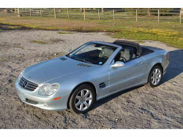 2003 Mercedes-Benz SL-Class | 976792