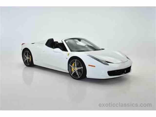 2014 Ferrari 458 | 976795