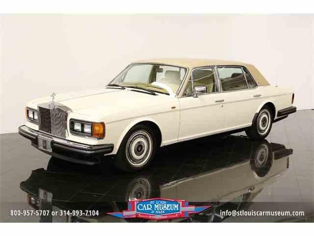 1989 Rolls Royce Silver Spur Saloon | 976796
