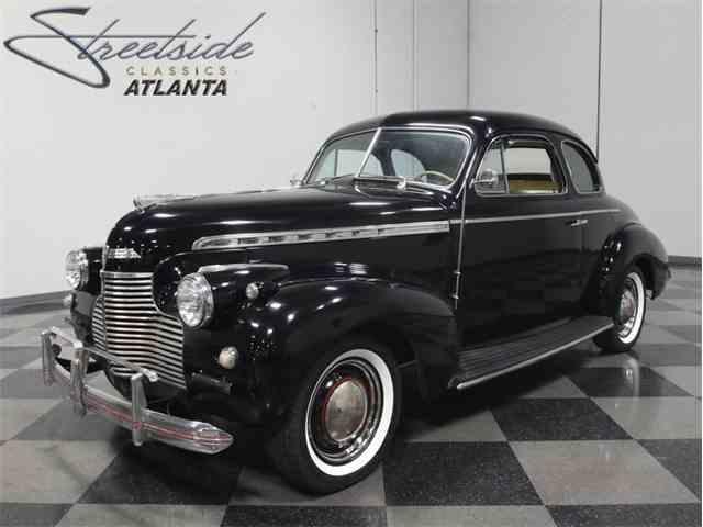 1940 Chevrolet Deluxe | 976799