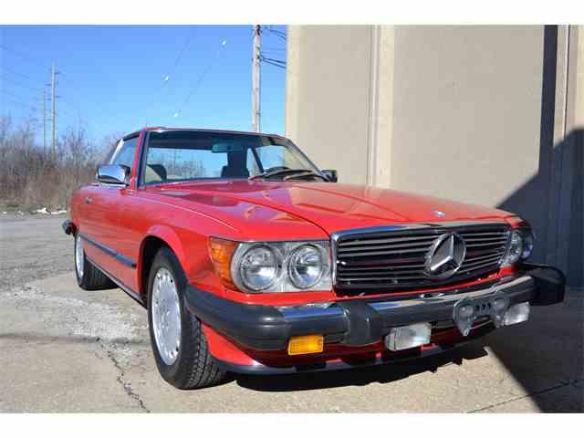 1989 Mercedes-Benz 560SL | 970680