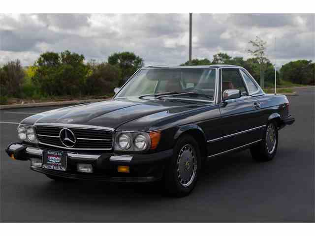 1989 Mercedes-Benz 560SL | 976801