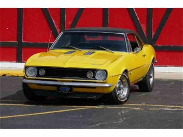 1967 Chevrolet Camaro | 976804