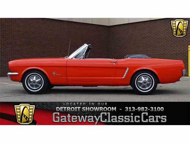 1965 Ford Mustang | 970681
