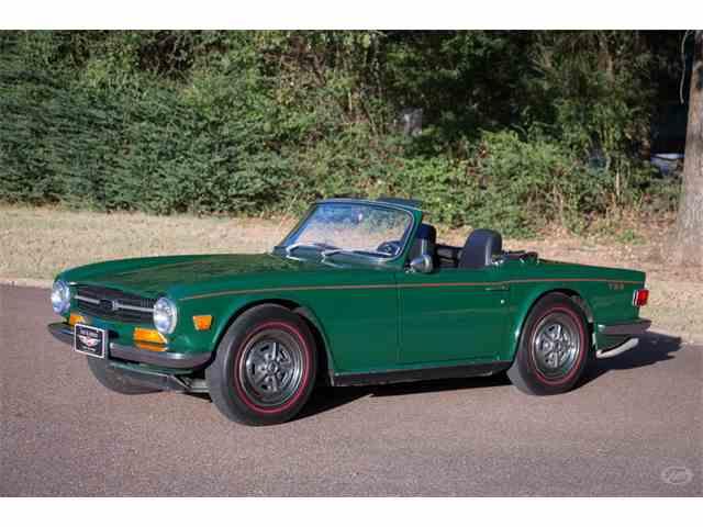1969 Triumph TR6 | 976810