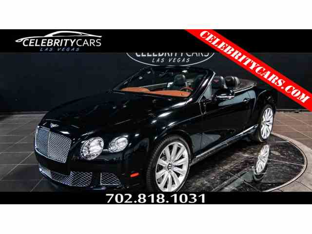 2012 Bentley Continental | 976811