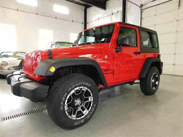 2016 Jeep Wrangler | 976812