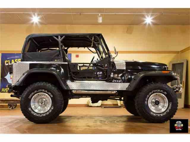 1984 Jeep CJ7 | 976816