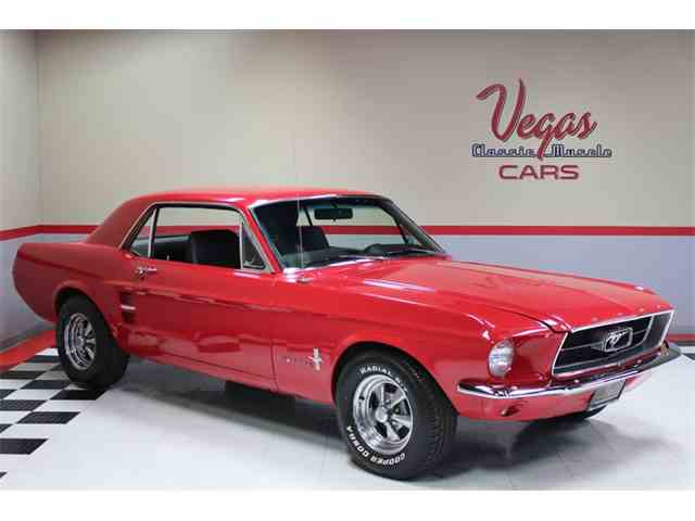 1967 Ford Mustang | 976824