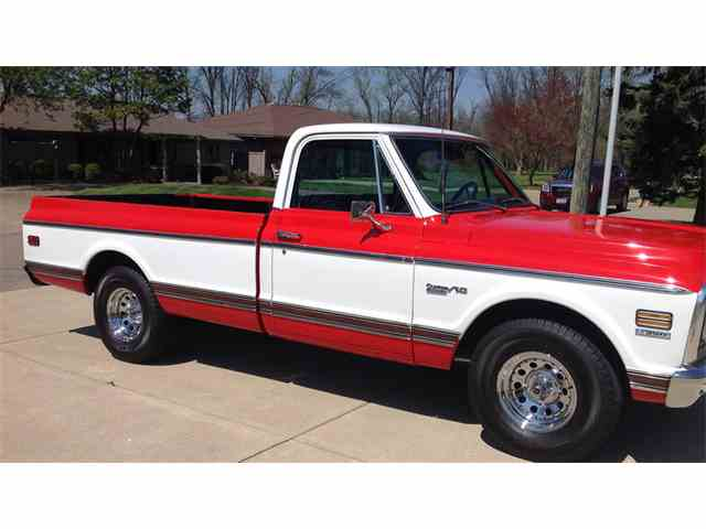 1972 Chevrolet C/K 10 | 976827