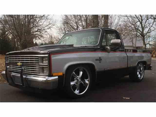 1984 Chevrolet Silverado | 976832