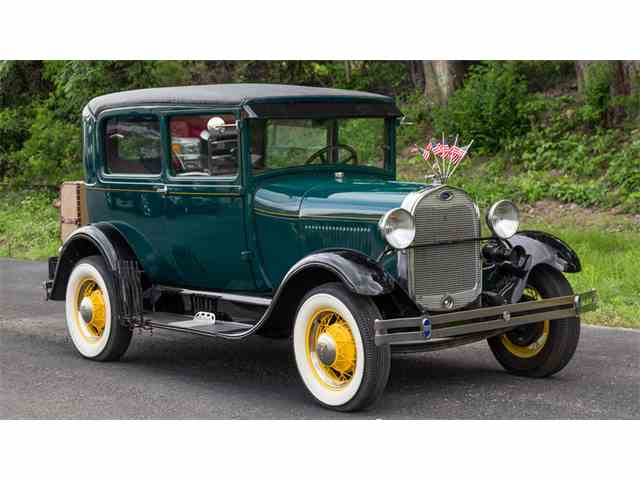 1929 Ford Model A | 976837
