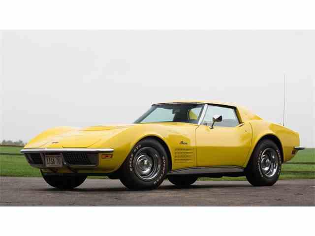 1970 Chevrolet Corvette | 976839