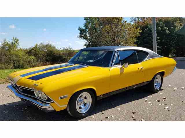 1968 Chevrolet Chevelle SS | 976841