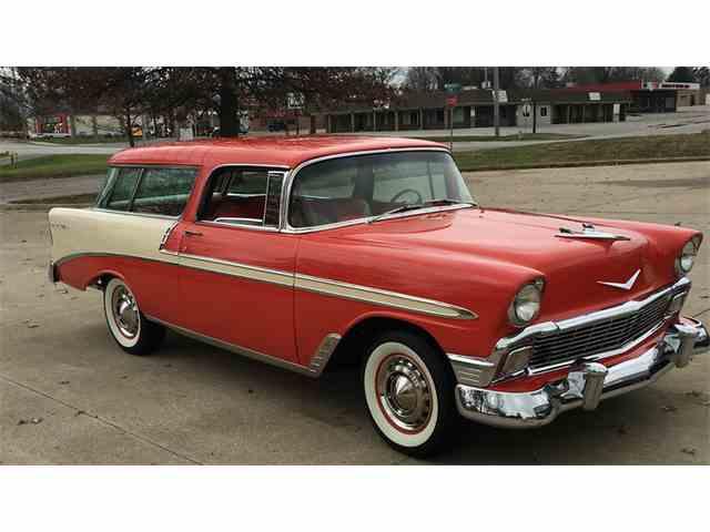 1956 Chevrolet Nomad | 976848