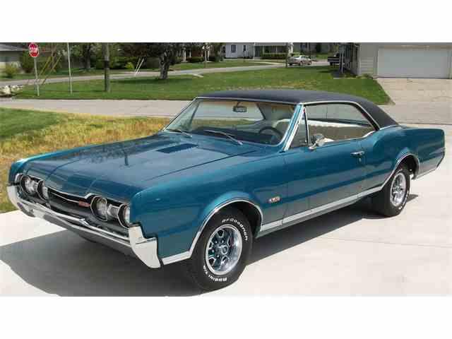 1967 Oldsmobile 442 | 976853