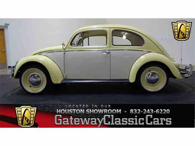 1957 Volkswagen Beetle | 976880