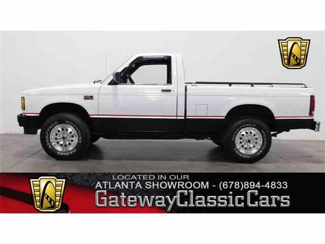 1989 Chevrolet S10 | 976884