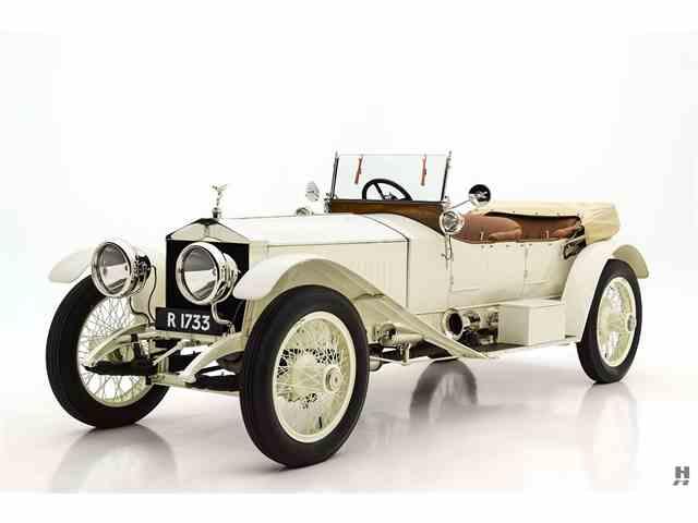1913 Rolls-Royce Silver Ghost | 976886