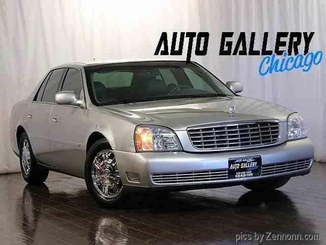2005 Cadillac DeVille | 976898