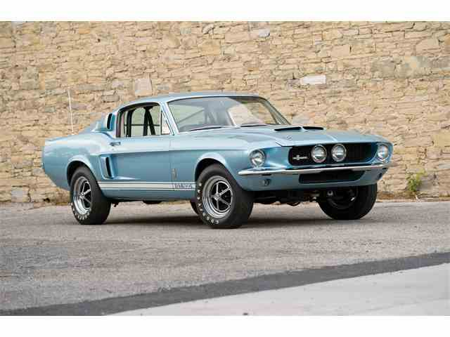 1967 Shelby GT500 | 970069