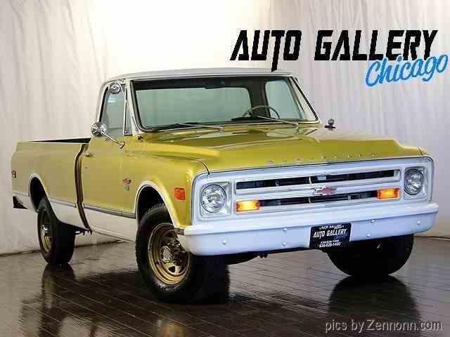 1968 Chevrolet Pickup | 976900