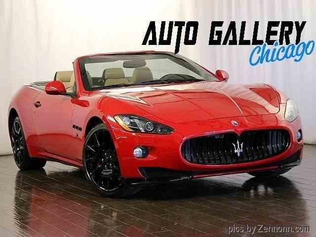 2010 Maserati GranTurismo Convertible | 976903