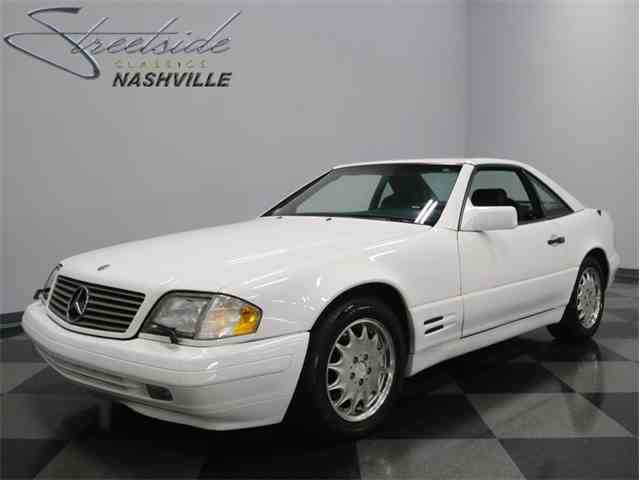 1996 Mercedes-Benz SL500 | 976906