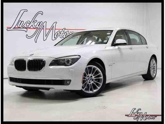 2011 BMW 7 Series | 976911