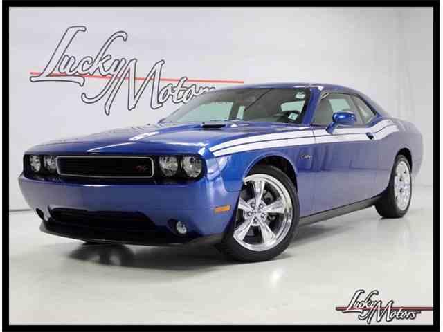 2012 Dodge Challenger | 976941