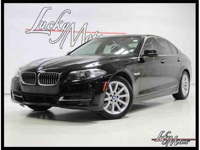 2014 BMW 5 Series | 976944