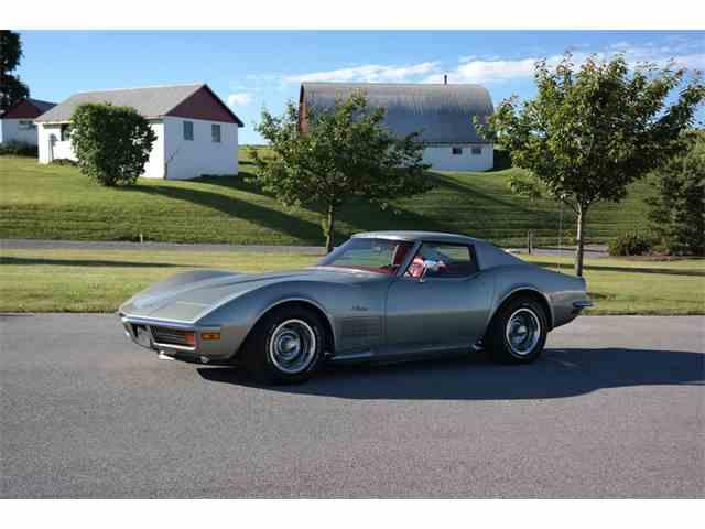 1972 Chevrolet Corvette | 970695
