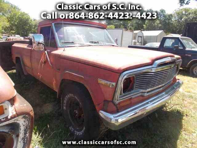 1975 Jeep Pickup | 976951