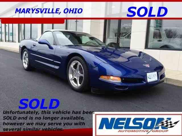 2004 Chevrolet Corvette | 976961
