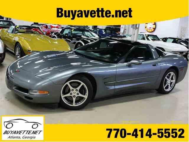 2004 Chevrolet Corvette | 976964