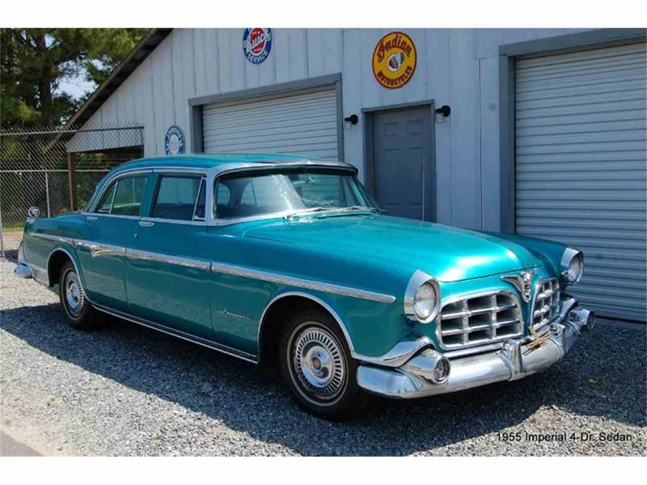 1956 chrysler imperial interior images - 1955 Chrysler Imperial 976971