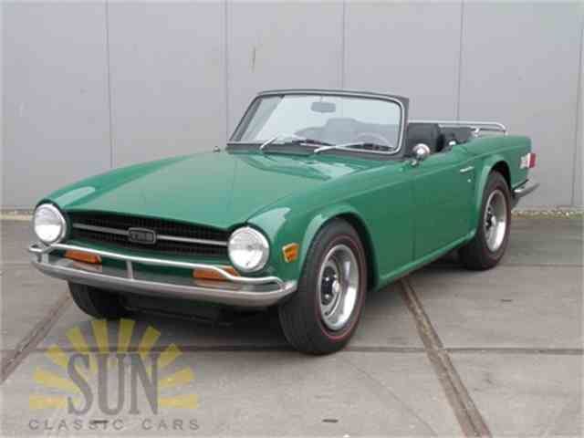 1971 Triumph TR6 | 976974