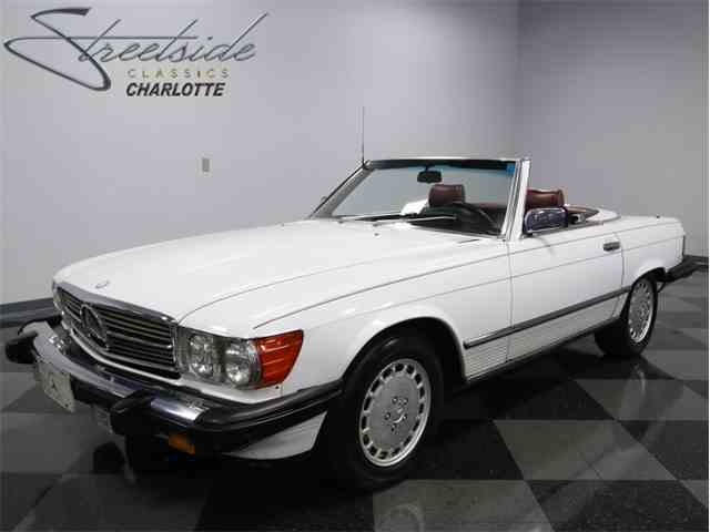 1986 Mercedes-Benz 560SL | 976976